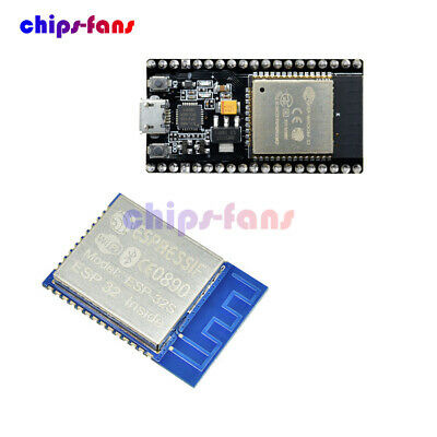 ESP32S NodeMcu Development Module 2.4GHz WiFi Bluetooth Dual-Mode Antenna CP2102
