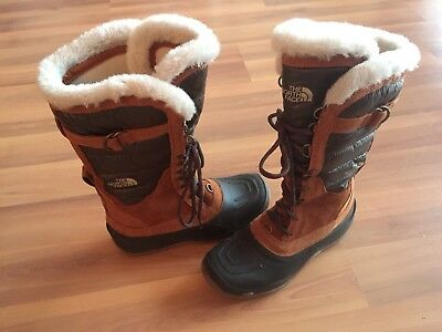 newest d0f94 97208 THE NORTH FACE Stiefel Schneestiefel Gr. 38