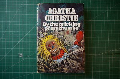 By the Pricking of My Thumbs - Agatha Christie: 1968 HB DJ VGC