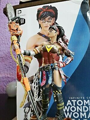 DC Collectibles Gentle Giant Atomic Wonder Woman no Sideshow Hot Toys Kotobukiya