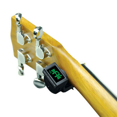 JOYO JT-306 Mini Guitar Tuner Digital LCD Clip on Tuner for Guitar and Bass