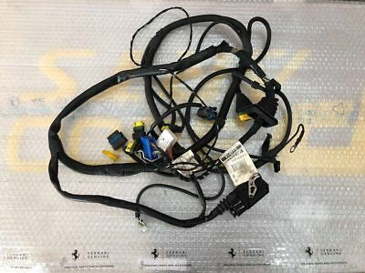 Ferrari 360 MODENA,SPIDER,CONNECTION CABLES FOR L.H. ENGINE SIDE,P/N 184955