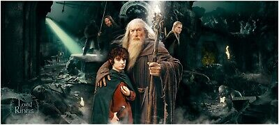 Largest on  168cm x 86cm Lord of The Rings Giant 1 Piece Poster