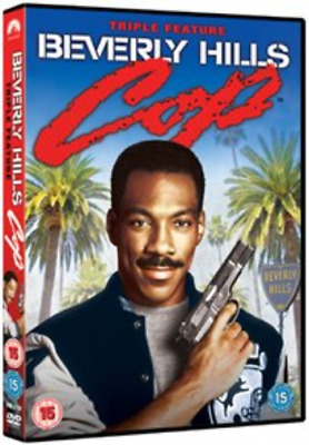 Eddie Murphy, Ronny Cox-Beverly Hills Cop: Triple Feature (UK IMPORT) DVD NEW