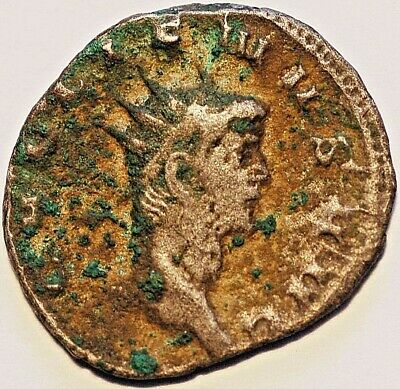 268-269 AD Ancient Roman Coin. Antonino Claudius II.