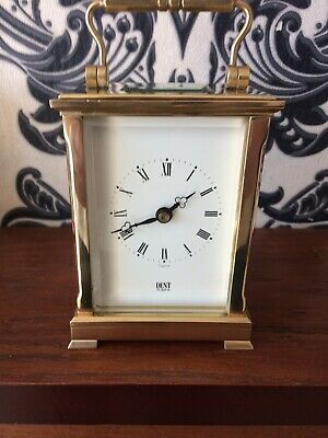 Superb Quality DENT Carriage Clock Fully Restored