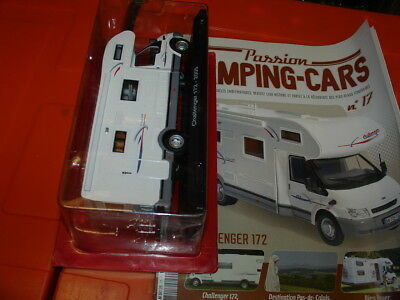 Camping Cars N° 17  Le Challenger 17 Z