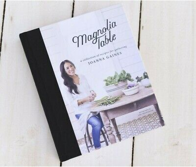 NEW Magnolia Table: A Collection of Recipes for Gathering - Hard Cover