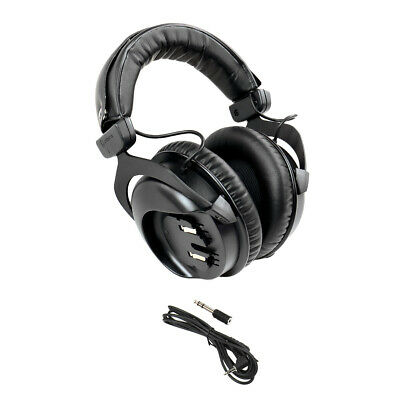 Quest HD Compatible Wireless Headphones for XP Deus WS4 Module