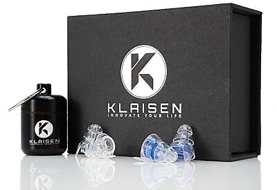 Professional 21db Motorbike Ear Plugs | Motorcycle | Audio Shields by Klaisen