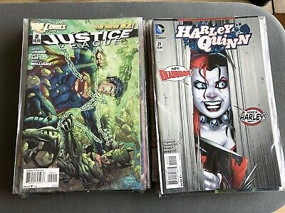 DC Comics Lot Of Mixed 25 Great Condition (Lot A)
