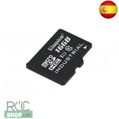 Kingston microSDHC 16GB UHS-I Clase 10
