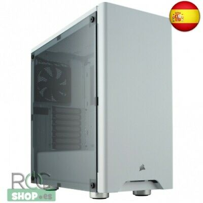 Corsair Carbide 275R Midi-Tower Blanco carcasa de ordenador (2)