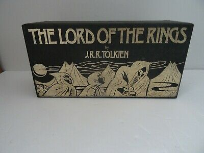 The Lord of the Rings by J. R. R. Tolkien (Audio cassette, 1991)