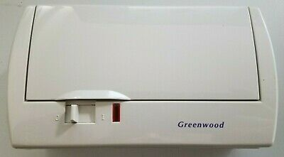 Greenwood RC4 Variable Speed Fan Remote Switch