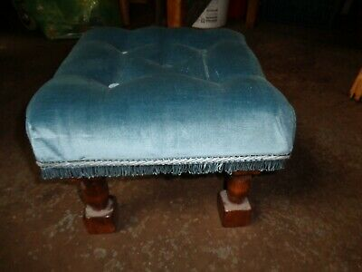 small foot stool maybe old antique vintage