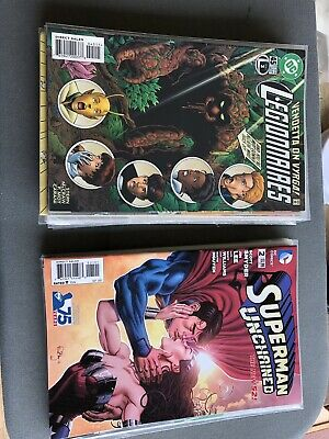 DC Comics Lot Of Mixed 25 Great Condition (Lot B)