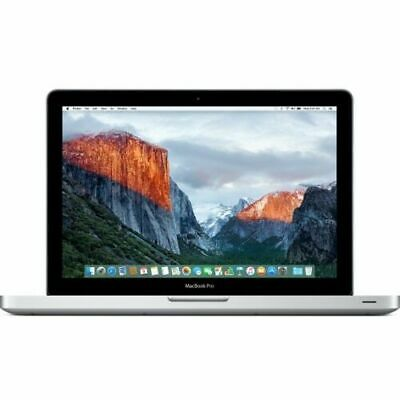 "Apple MacBook Pro 13.3"" Laptop -MD101B/A(2012) 2.5Ghz 8Gb 500GB HDD UK warranty"