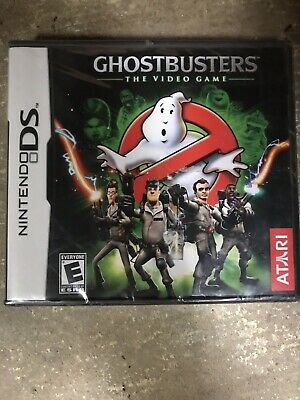 Ghostbusters - Nintendo DS NEW FACTORY SEALED