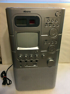 Memorex Karaoke Machine, MKS8591 CD Player, Audio w Word Display