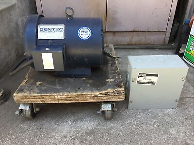 25hp Rotary Phase Converter ** Local Pick Up Only in Los Angeles **