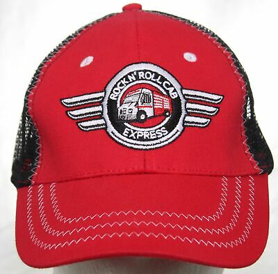 3f1819247d0f5 NWOT Snap On Tools Rock N  Roll Cab Express Baseball Hat Strapback Cap One  Size