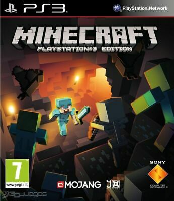 Minecraft☑️PlayStation 3 PS3🎮Digital Game☑️Download☑️Please Read