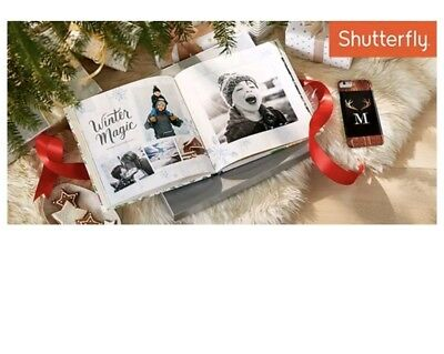 Free Shutterfly 8x8 Photo Book with Hard Cover exp 05/31/19