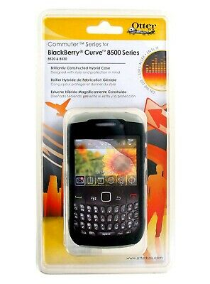 Otterbox Commuter Case for Blackberry Bold 9650 - Black RBB4-9650S-20