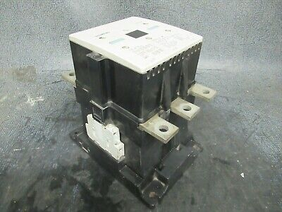 300 Amp Siemens Contactor 3Tf54 600 Volts 250 Hp **Warranty**