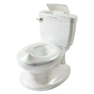 Summer Infant My Size Potty - Training Toilet for Toddler Boys & Girls - with...