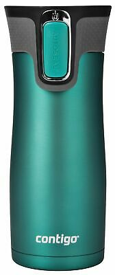 Contigo AUTOSEAL West Loop Vaccuum-Insulated Stainless Steel Travel Mug 16  o...