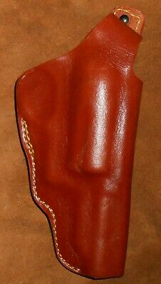 Hunting Tagua SH4-1227 RH Leather Shoulder Holster w/ Loops