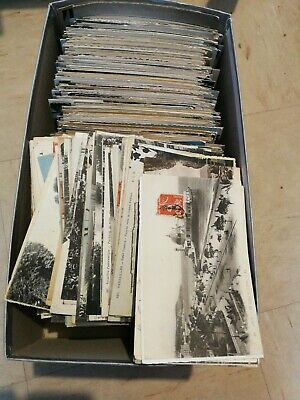 lot cpa cartes postales anciennes 2,8 kg ou 800 cartes environ CPA/CPSM (lot 1)