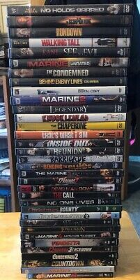 WWE Studios Movie Collection