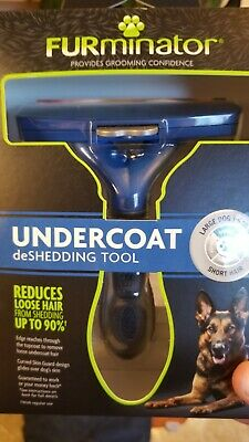FURMINATOR DESHEDDING TOOL FOR LARGE DOGS SHORT HAIR (50 Lbs +)**NEW RELEASE**