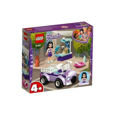 LEGO® Friends 41360 - Emmas mobile Tierarztpraxis OVP