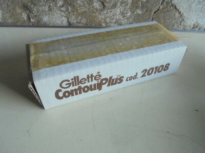 GILLETTE CONTOUR PLUS COD. 20108 NEW IN BOX safety razor IN RADICA