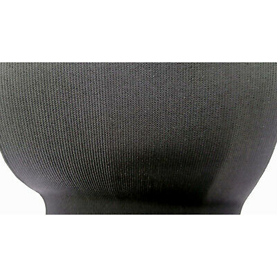 Quality Strong BLACK FLAT WOVEN ELASTIC 100 mm / 4 inches Wide
