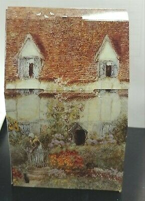 Victorian Trading Co 10 English Cottage House Gift Boxes 37A