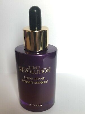 MISSHA Time Revolution Night Repair Borabit Ampoule , 50 ml - NEW