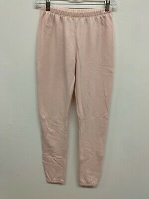 Wildfox Babypink solid football knox Sweatpants LOOSE size XS NEW casual vintage