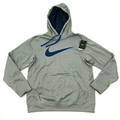 official photos a301a 9a2bc Neuf Nike Therma-Fit Sweat à Capuche Taille M M Sweat Capuche Swoosh