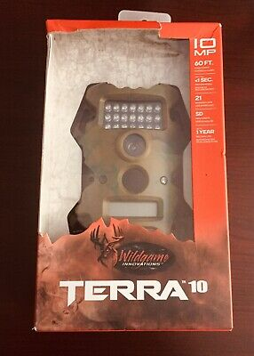 Wildgame Innovations Terra 10 Game & Trail Camera (tr8i34w-7)™