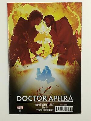 Star Wars Doctor Aphra #36 Greatest Moments Variant NM 2019