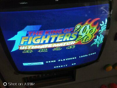 IGS The king of fighters 98 Ultimate Match game card+motherboard for PGM 2