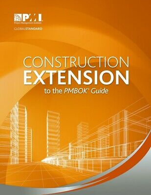 Construction Extension + Software Extension to the PMBOK -- PDF HD