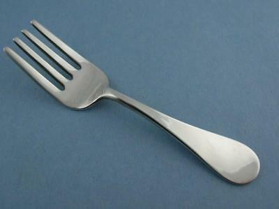 Sterling ARTHUR STONE Baby Fork ARTS & CRAFTS hand wrought ~NoMono