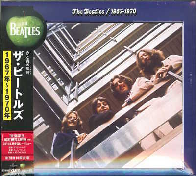 The Beatles-The Beatles 1967-1970-japan 2 CD I45