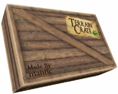 Mantic Games - TerrainCrate 28mm Scenery - Dark Lords Fortress Crate